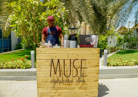 Muse Coffee Station
